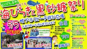 55徳之島黒糖祭り