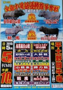 20150505中量級闘牛大会