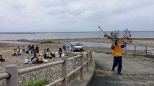 20150628海岸清掃15