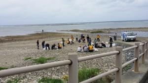 20150628海岸清掃16