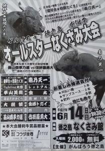 20150614闘牛ポスター