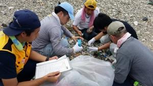 20150628海岸清掃11