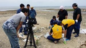 20150628海岸清掃12