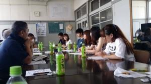 20150812島キャン伊仙町町長語る会5