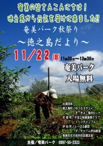 20151122奄美パークイベント