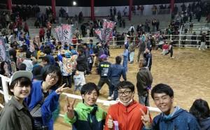 20160305闘牛×島キャン