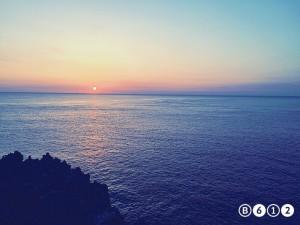 夕日写真1